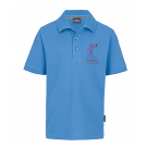 Poloshirt Kinder - unisex (Gr. 116-164) - 100% BW  in malibu